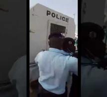 Karim Xrum Xakh arrêté après avoir brûlé le drapeau français