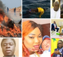 100%PEOPLES:NDOYE bane donne le nom de sa fille ...les graves propos du nouveau ministre de,Samuel Eto..