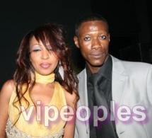 Viviane Ndour et le paparazzi Tange Tandian