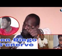 « J'ai des preuves », les révélations de Don Diego sur l'affaire Sidy Diop – Wally Seck
