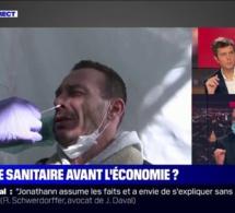 Le docteur Jérôme Marty appelle à agir contre le coronavirus dans les écoles