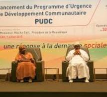 Le PUDC lève plus 100 milliards FCfa pour sa 2e phase