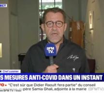 Top Chef : Michel Sarran pousse un violent coup de gueule contre le gouvernement