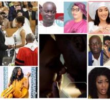 Urgent:Adja Diallo dément les rumeurs sur elle Ya Awa Rasoul solde ses comptes,baiser d'Amy et Majib