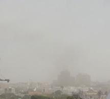 Alerte environnement –santé: La qualité de l'air moyennement dégradée pour vendredi et samedi