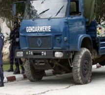 Encore une tentative d'émigration clandestine: 59 personnes interceptées par la Brigade de gendarmerie de Joal