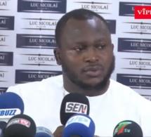 Modou lo avertit Ama Balde et promet de bien le corriger face à la presse