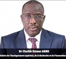 Affaire 1.300 bacheliers non orientés: Le démenti de Cheikh Oumar Hanne