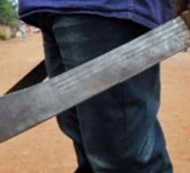 Kébémer: Pour se venger sur son oncle, il découpe le fils de ce dernier à coups de machette
