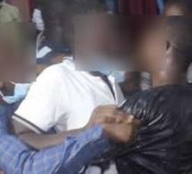 Un maire Apériste et un cadre de Pastef s'offrent en spectacle lors d'une bagarre