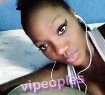 """Samira Nicky Diop, même quand elle va au lit, maquille ses yeux à la """" hindou""""!"""