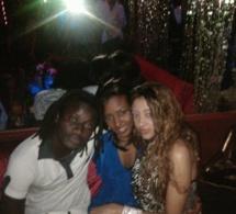 Fatima Diouf, Bakhaw et la femme de Wally Seck