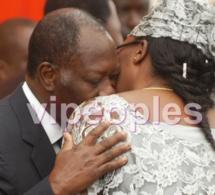 Au Palais, Alassane Ouattara a bien appérécié le parfum de Mariéme Faye sall .