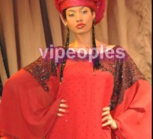 Adja Diallo reste la beauté Peulh