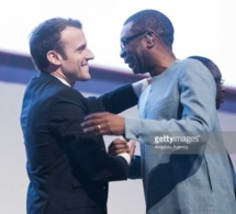 Le discours historique et émouvant de Youssou Ndour devant Macron « Nous voulons l'annulation de la dette africaine »