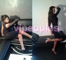 Haby Taylor Sall et Ayssé Ndiaye, deux mannequins deux grandes amies