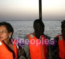 Ségolène Royal devient sénégalaise lorsqu'elle vient au Sénégal