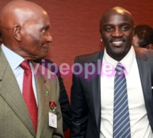 Quand Abdoulaye Wade est fan de Akon