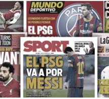 #InfosMercato - Les déclarations de Leonardo sur Messi font trembler l'Espagne...