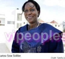 Le Profil de la Candidate Professeur Amsatou SOW SIDIBÉ Indépendante