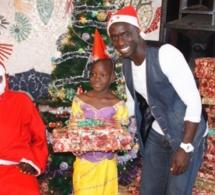 Le footballeur franco-sénégalais Issiar Dia