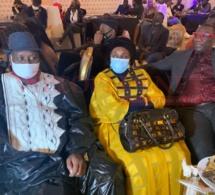 Le soudjott de MoGates devant son père et sa mère avant de s'adresser aux Sénégalais de la diaspora