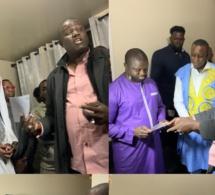 NEW YORK Sergine Dakar du Dahira Layenne Mo Gâte a fait li Macky Salle défoule 13 millions ci niou