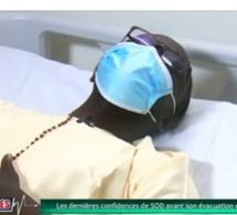 """""""Ma reconnaissance envers les Sénégalais serait de… », les dernières confidences de S.O.D avant son évacuation en France"""