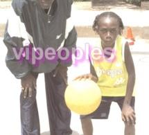ABBAS BASS, formateur  de  jeunes  basketteurs