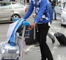 Tange Tandian est arrivé à Paris