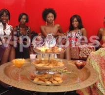 Les tops models: Ndack, Marième Sy, Ndyeye Dogo, Gazélia ...méconnaissables