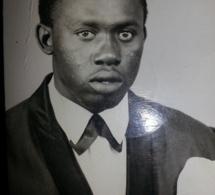 Baba Tandian, le président de la Fedération Sénégalaise de Basket, quand il était jeune