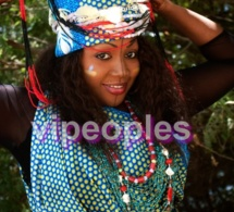 Amy Colle Dieng en africaine