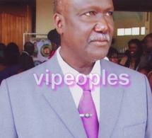 Paul Ndiaye , geographe et enseignant à l'Université Cheikh Anta Diop
