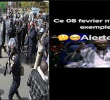 Affrontement policier et jeunes de sonko les propos de Serigne Modou keman avec Tange se confirment