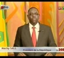Prise de note du discours de Macky (3 Avril 2013)