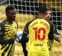 Watford : 2 buts, 2 passes décisives, Ismaila Sarr fait le show face à Bristol City