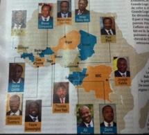 PHOTO- Présidents africains et Francs-maçons : La liste...