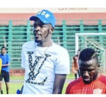 Khadim Ndiaye: ''Dans mon club en Guinée le plus petit salarié touche minimum 500 000 F Cfa'