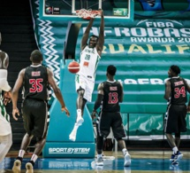 Qualifications Afrobasket 2021: victoire du Sénégal 69 à 51 contre le Kenya
