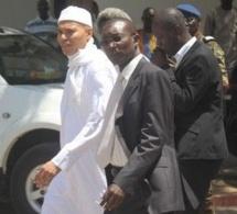 Karim Wade devant le procureur de la Crei, ce matin