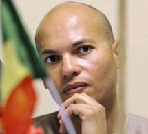 un extrait de la réponse de Karim Wade envoyé par ses avocats au procureur Spécial de la Cour de répression de l'enrichissement illicite (CREI), Alioune Ndao.