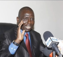 Conférence de Presse du Procureur spécial Alioune Ndao