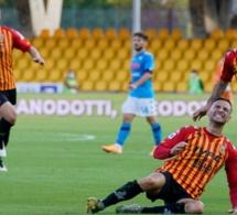 Serie A : Naples remporte le derby face à Benevento