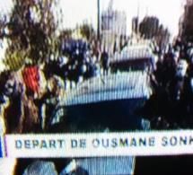 Sonko en route vers le tribunal : Keur Gorgui refuse du monde, les premières grenades lacrymogènes tombent
