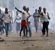 Manifestations, pneus brulés, arrestations : Ziguinchor atteinte par la vague