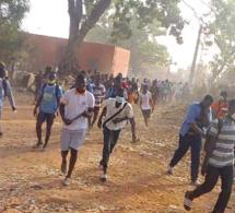 Marche du 5 mars : La guérilla s'installe à Sédhiou