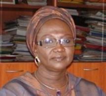 Dr  Marème  Cissé THIAM, Maître de conférences à la Faculté des Sciences et techniques en physiologie