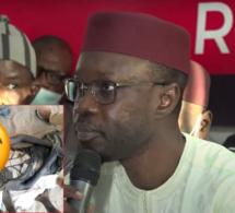 🔴Direct : D'une voix tremblante Ousmane Sonko rend hommage aux m*0rts pendant la manifestation