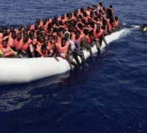 Naufrage au large de Sfax: 165 migrants secourus, 39 corps sans vie, dont ceux de 4 enfants, repêchés